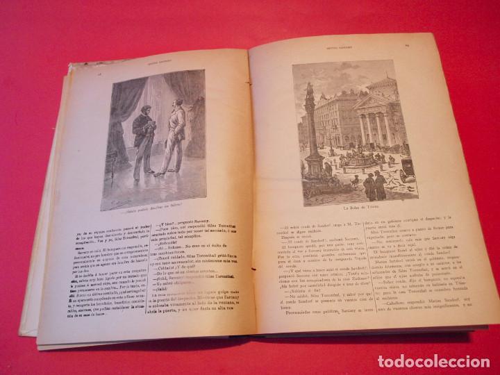 Libros antiguos: MATÍAS SANDORF - JULIO VERNE - EDITORIAL SÁENZ DE JUBERA - CIRCA 1930 - Foto 9 - 64350407