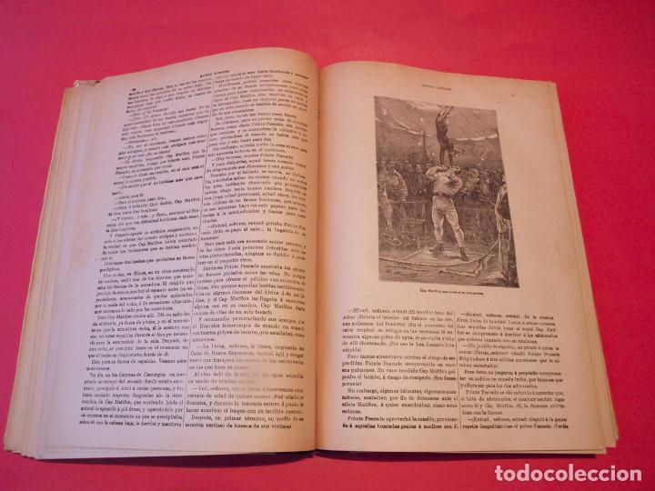 Libros antiguos: MATÍAS SANDORF - JULIO VERNE - EDITORIAL SÁENZ DE JUBERA - CIRCA 1930 - Foto 11 - 64350407