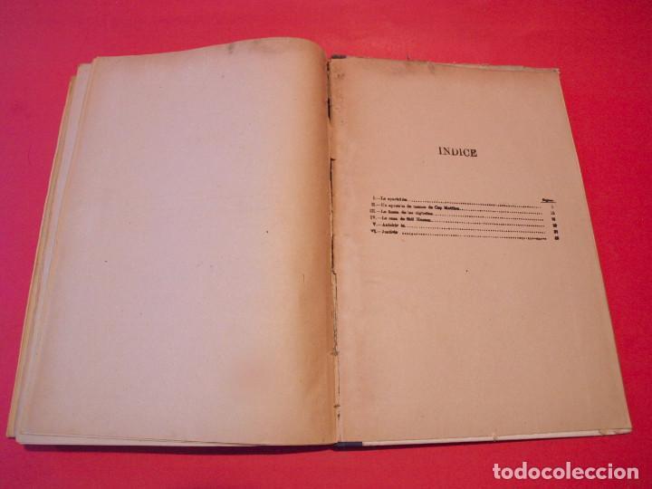 Libros antiguos: MATÍAS SANDORF - JULIO VERNE - EDITORIAL SÁENZ DE JUBERA - CIRCA 1930 - Foto 14 - 64350407