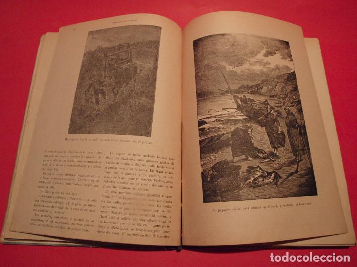 Libros antiguos: AVENTURAS DE UN NIÑO IRLANDÉS - JULIO VERNE - EDITORIAL SÁENZ DE JUBERA - AÑOS 30 - Foto 7 - 64497543