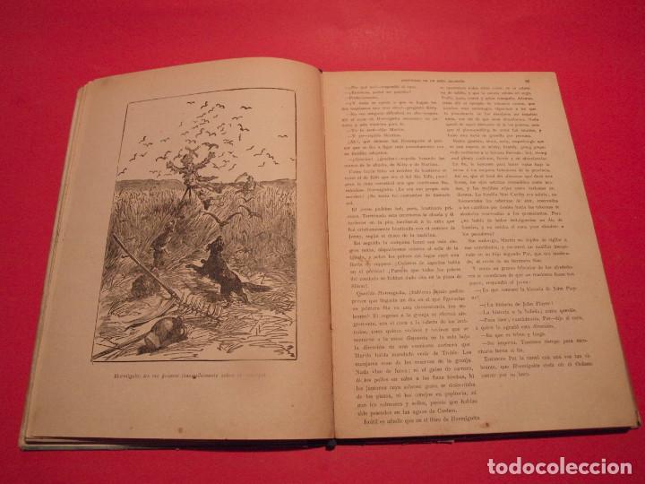 Libros antiguos: AVENTURAS DE UN NIÑO IRLANDÉS - JULIO VERNE - EDITORIAL SÁENZ DE JUBERA - AÑOS 30 - Foto 8 - 64497543