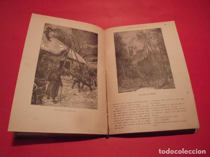 Libros antiguos: AVENTURAS DE UN NIÑO IRLANDÉS - JULIO VERNE - EDITORIAL SÁENZ DE JUBERA - AÑOS 30 - Foto 9 - 64497543