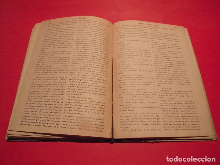 Libros antiguos: AVENTURAS DE UN NIÑO IRLANDÉS - JULIO VERNE - EDITORIAL SÁENZ DE JUBERA - AÑOS 30 - Foto 10 - 64497543