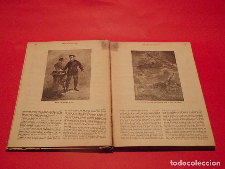 Libros antiguos: DOS AÑOS DE VACACIONES - JULIO VERNE - EDITORIAL SÁENZ DE JUBERA - AÑOS 30 - Foto 7 - 64499123
