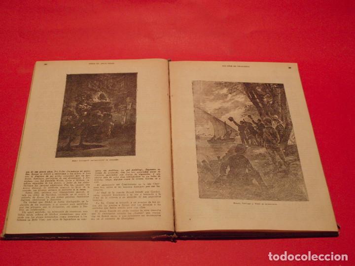 Libros antiguos: DOS AÑOS DE VACACIONES - JULIO VERNE - EDITORIAL SÁENZ DE JUBERA - AÑOS 30 - Foto 8 - 64499123