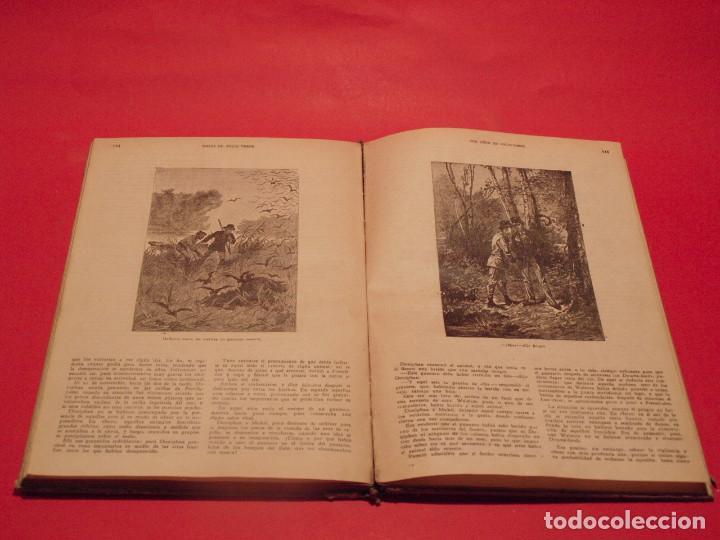 Libros antiguos: DOS AÑOS DE VACACIONES - JULIO VERNE - EDITORIAL SÁENZ DE JUBERA - AÑOS 30 - Foto 9 - 64499123