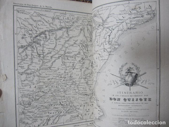 Libros antiguos: DON QUIJOTE DE LA MANCHA. TOMO II. MIGUEL DE CERVANTES. BIBLIOTECA UNIVERSAL ILUSTRADA.1875. - Foto 5 - 65446374