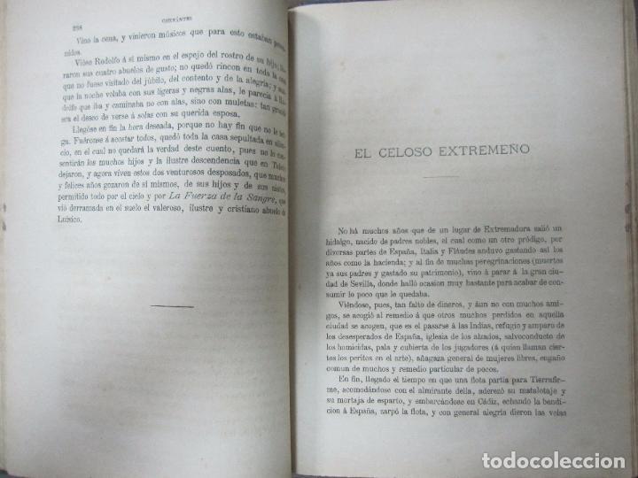 Libros antiguos: DON QUIJOTE DE LA MANCHA. TOMO II. MIGUEL DE CERVANTES. BIBLIOTECA UNIVERSAL ILUSTRADA.1875. - Foto 14 - 65446374