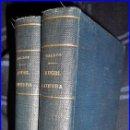 Libros antiguos: AÑO 1891: BENITO PÉREZ GALDÓS. ÁNGEL GUERRA. 2 TOMOS. 1ª EDICIÓN?. Lote 65680066