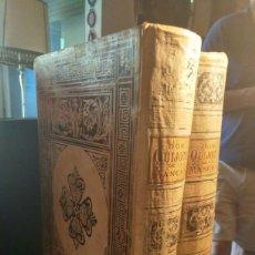Libros antiguos: DON QUIJOTE DE LA MANCHA. MONTANER Y SIMON 1880. Lote 67130345