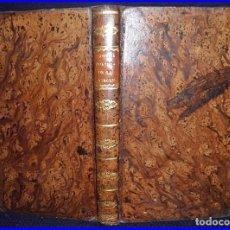 Libros antiguos: AÑO 1849: MUY RARO. JOSÉ ZORRILLA: MARÍA. ELEGANTE LIBRO ESPAÑOL DEL SIGLO XIX.. Lote 67778205