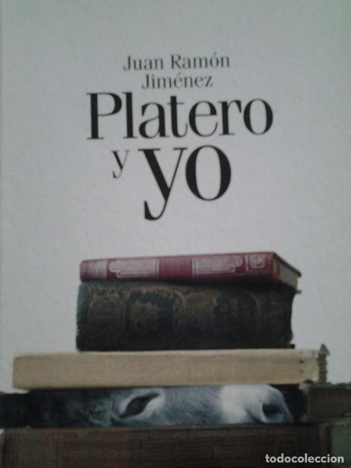 PLATERO Y YO (Libros antiguos (hasta 1936), raros y curiosos - Literatura - Narrativa - Clásicos)