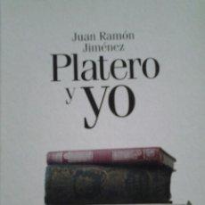 Libros antiguos: PLATERO Y YO. Lote 68360205