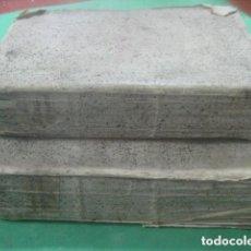 Libros antiguos: EL SOLITARIO ESPAÑOL MEMORIAS DE VARASQUE DE FIGUEROAS COMPLETO EN DOS VOLUMENES 1753. Lote 68512231