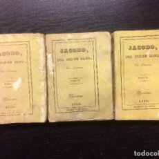 Old books - JACOBO, JORGE SAND, 1838 - 68668865