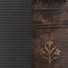 Libros antiguos: VIEJO LIBRO - ESCENAS FANTÁSTICAS - POR JOSE SELGA MADRID 1876 EDIT. A.DE CARLOS E HIJO. Lote 69116553