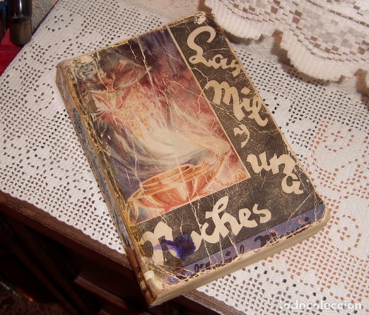 LAS MIL Y UNA NOCHES, CUENTOS ARABES, RECOPILADOS POR ANTONIO GALLAND. EDITORIAL MAUCCI BARCELONA. (Libros antiguos (hasta 1936), raros y curiosos - Literatura - Narrativa - Clásicos)