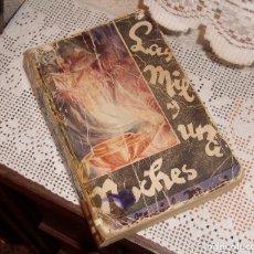 Libros antiguos: LAS MIL Y UNA NOCHES, CUENTOS ARABES, RECOPILADOS POR ANTONIO GALLAND. EDITORIAL MAUCCI BARCELONA.. Lote 69800193