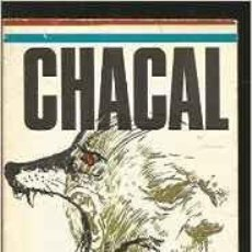 Libros antiguos: CHACAL FREDERICK FORSYTH. Lote 70506549