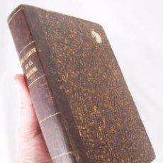 Libros antiguos: 1905 - DON QUIJOTE DE LA MANCHA - CERVANTES - ED. SOPENA - ILUSTRADA - IMPRESO JULIO DERRIEY PARIS. Lote 71413175
