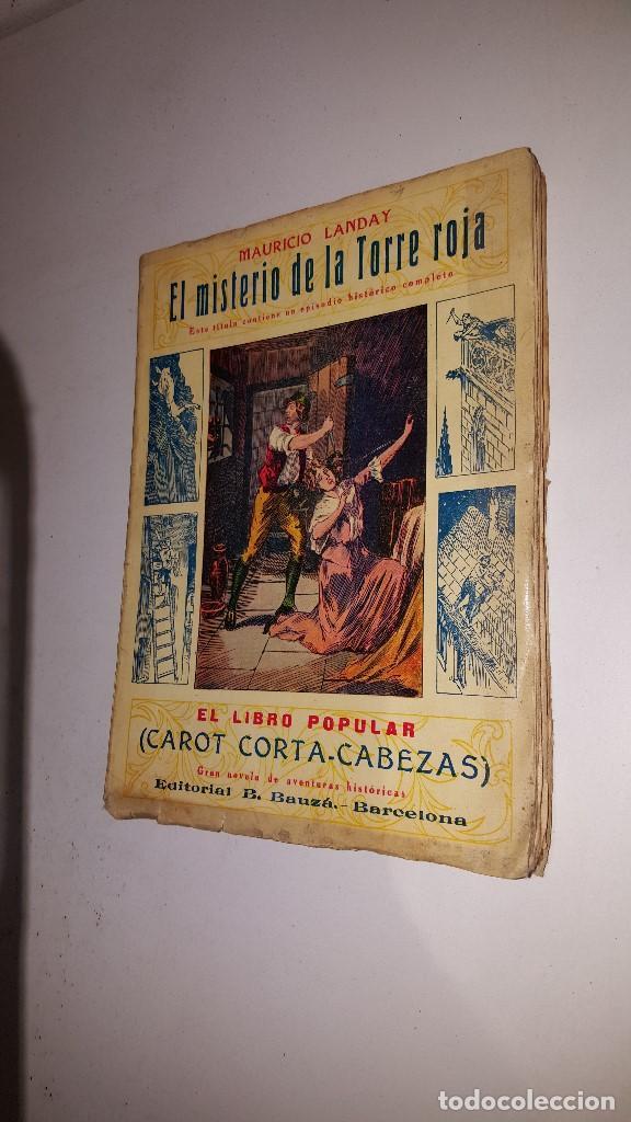 El Misterio De La Torre Roja Mauricio Landay Comprar Libros