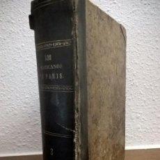 Libros antiguos: LOS MOHICANOS DE PARIS, ALEJANDRO DUMAS TOMO III. Lote 71850227