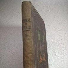 Libros antiguos: 1858.LOS AMORES DE PARIS, PABLO FEVAL.TOMO I.. Lote 71852295