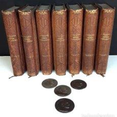 Libros antiguos: 8281 - OBRES COMPLERTES. 7 VOLUM(VER DESCRIP). J. VERDAGUER. EDIT J. AGUSTÍ. 1905/08.. Lote 72215327