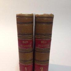 Old books - DON QUIJOTE DE LA MANCHA. ED. JOAQUIN MARÍA DE FERRER 1832 - 72266139