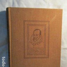 Libros antiguos: MARIANO TOMÁS : VIDA Y DESVENTURAS DE CERVANTES (JUVENTUD, 1933) . Lote 73520343