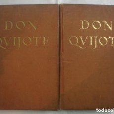 Libros antiguos: EDICIÓN LUJOSA EN BUEN PAPEL DE SATURNINO CALLEJA. 2 TOMOS EN PIEL.1927. FOLIO. Lote 73795423