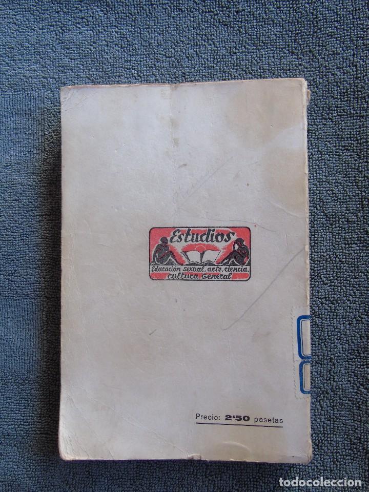 Libros antiguos: LA VIDA DE UN HOMBRE INNECESARIO (LA POLICÍA SECRETA DEL ZAR). MÁXIMO GORKI. PUBLICACIONES ESTUDIOS. - Foto 3 - 73830547