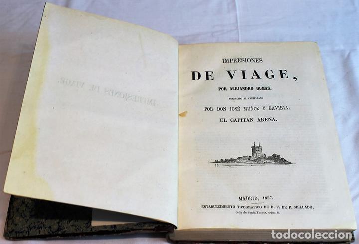 impresiones de viage. el capitan arena/ el cor - Comprar Libros ...