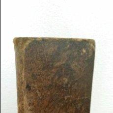 Libros antiguos: COLECCION DE TROZOS DE ELOCUENCIA Y MORAL. JOSE FIGUERAS Y PEP. IMPRENTA DEL PORVENIR 1849.. Lote 74715203