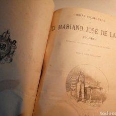 Libros antiguos: OBRAS COMPLETAS DE D. MARIANO JOSÉ DE LARRA (FÍGARO). Lote 75723931