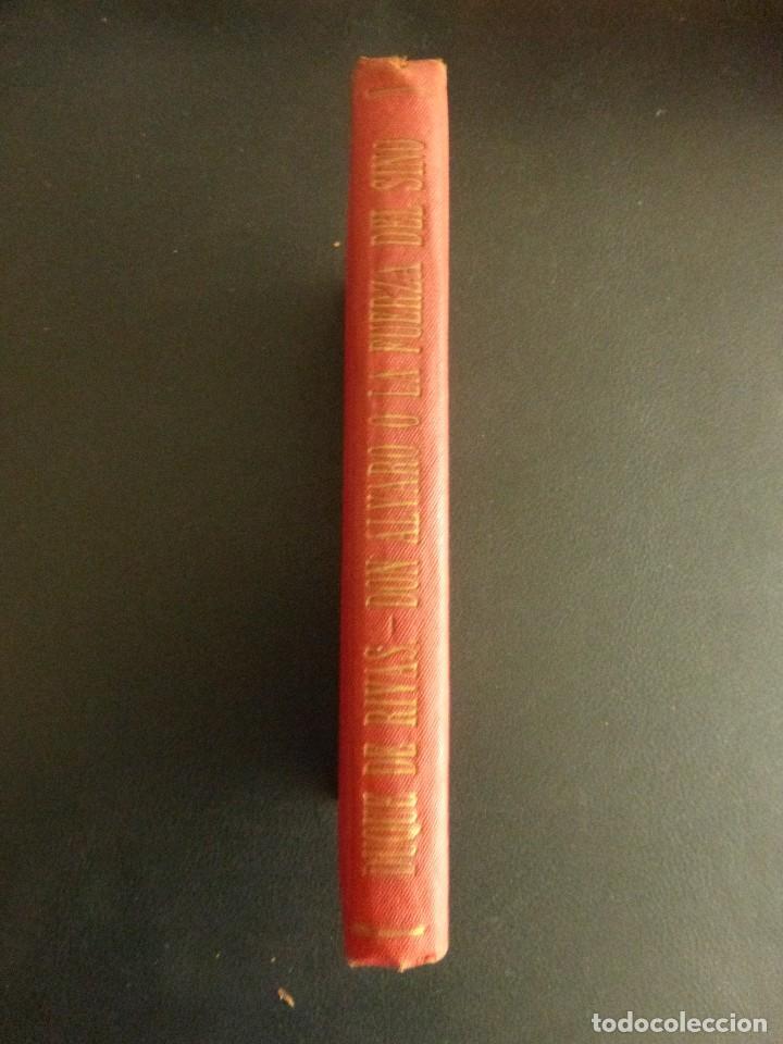 Libros antiguos: DON ÁLVARO O LA FUERZA DEL SINO. DUQUE DE RIVAS - Foto 2 - 75807891