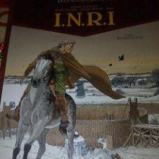 Libros antiguos: C2__LIBRO DE VINETAS.I.N.R.I EL TRIANGULO SECRETO.MIDE__32X24X1.POR DENTRO ESTA AL REVES. Lote 76727939
