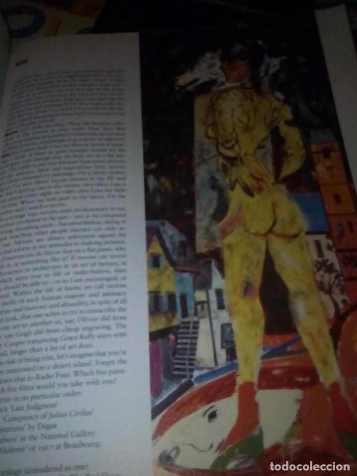 Libros antiguos: C2___Libro .en ingles.TATE .the art magazine__mide_30x23x2 - Foto 3 - 76728235