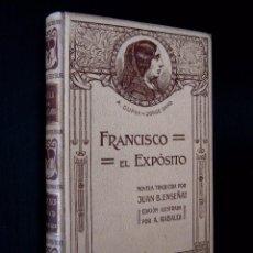 Libros antiguos: 1912 - JORGE SAND: FRANCISCO EL EXPÓSITO. NOVELA DE COSTUMBRES - GRABADOS - MONTANER Y SIMÓN. Lote 76803723