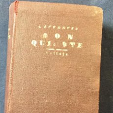 Libros antiguos: EL INGENIOSO HIDALGO DON QUIJOTE DE LA MANCHA MIGUEL DE CERVANTES SATURNINO CALLEJA 14X9,5CMS. Lote 77544909