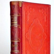 Libros antiguos: H BALZAC - ÉTUDES PHILOSOPHIQUES LOUIS LAMBERT LES PROSCRITS SÉRAPHITA - OEUVRES COMPLÉTES 38 C 1850. Lote 78578065