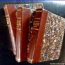 Libros antiguos: AÑO 1832-33. HERODOTO. RARA EDICIÓN SUECA, 3 TOMOS MUY ELEGANTES EDITADOS EN ESTOCOLMO.. Lote 78849553