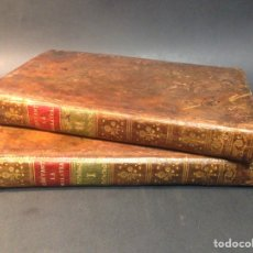Libros antiguos: LA GALATEA. MIGUEL DE CERVANTES (ANTONIO DE SANCHA 1784). Lote 79041649