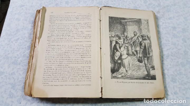 Libros antiguos: QUINTIN DURWARD. SIR WALTER SCOTT. 1883. - Foto 4 - 80717850
