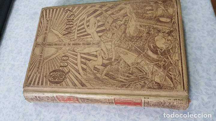 Libros antiguos: QUO VADIS? SIENKIEWICZ. 1900. - Foto 2 - 80720902