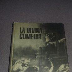 Libros antiguos: LA DIVINA COMEDIA. DANTE ALIGHIERI. EDIT. FERMA. REF. 121. Lote 82315264