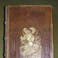 Old books - CERVANTES: EL INGENIOSO HIDALGO DON QUIJOTE DE LA MANCHA. QUIJOTE MINIATURA JULIO DIDOT MAYOR 1827 - 83413616