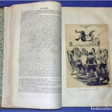Libros antiguos: CERVANTES, EL QUIJOTE + BUSCAPIÉ ED. GASPAR Y ROIG MADRID 1865 (ILUS.: CIBERA,CAPUZ,VILAPLA, ET AL). Lote 84696608