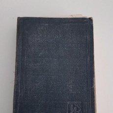 Libros antiguos: V. BLASCO IBAÑEZ VOLUMEN I. Lote 87163000