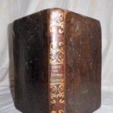 Libros antiguos: POESIAS JOCOSAS Y SERIAS DEL RECTOR DE VALLFOGONA - AÑO 1840 - GRABADOS.. Lote 87793144